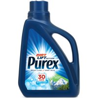 Purex Liquid Laundry Detergent Mountain Breeze 75oz BTL product image