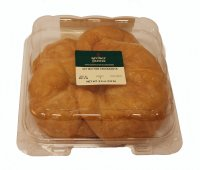 Store Brand AF Bakery Butter Croissants 4 Count Pack 8oz product image