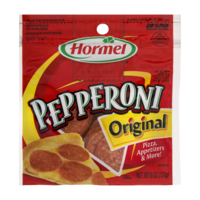 Hormel Pepperoni Original 6oz Bag product image