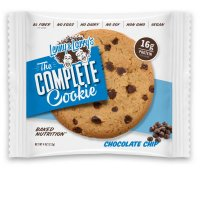 Lenny & Larry's The Complete Cookie Chocolate Chip 4oz PKG product image