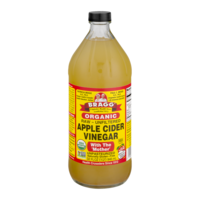 Bragg Organic Apple Cider Vinegar Raw Unfiltered 32oz BTL product image