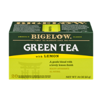 Bigelow Green Tea Bags with Lemon 20CT product image