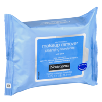 Neutrogena Makeup Remover Cleansing Towelettes Refill Pack 25CT product image