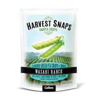 Harvest Snaps Wasabi Ranch Snapea Crisps 3.3oz Bag product image