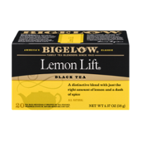 Bigelow Tea Bags Lemon Lift 20CT product image