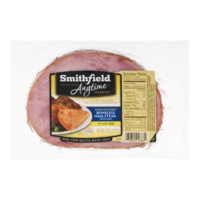Smithfield Anytime Favorites Maple Flavored Boneless Ham Steak 8oz product image
