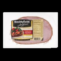 Smithfield Anytime Favorites Hickory Smoked Boneless Ham Steak 8oz product image