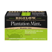 Bigelow Tea Bags Plantation Mint 20CT product image