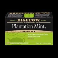 Bigelow Tea Bags Plantation Mint 20CT product image