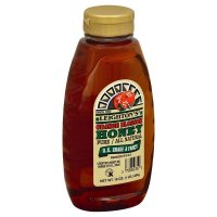 Leighton's Orange Blossom Honey 16oz Squeeze BTL | Garden Grocer