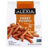 Alexia Sweet Potato Fries with Sea Salt 20oz Bag product image