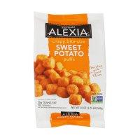 Alexia Foods Crispy Bite-Size Sweet Potato Puffs 20oz Bag product image