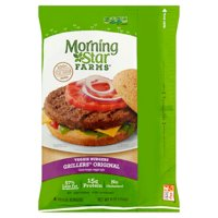 Morningstar Farms Grillers Original 4CT 9oz Bag product image