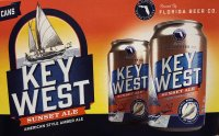 Florida Beer Company Key West Sunset Ale 6CT 12oz Cans *ID Required* product image