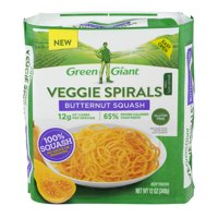 Green Giant Veggie Spirals Butternut Squash 12oz Bag product image