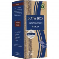 Bota Box Merlot Wine, 3 L product image