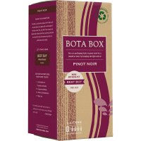 Bota Box Pinot Noir Wine, 3 L product image