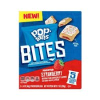 Kellogg's Pop-Tarts Bites Frosted Strawberry 5-1.4oz pouches product image