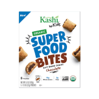 Kashi Kids Bites Chocolate Organic Soft Baked Snack Bites 5.6oz product image