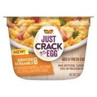 Ore-Ida Just Crack an Egg Denver Scramble Kit with Ham and Cheese - 3oz product image