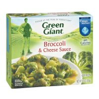 Green Giant Broccoli in Cheese 10oz PKG product image