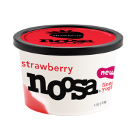 Noosa Strawberry Finest Yoghurt, 4 Oz. product image