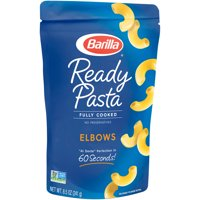 Barilla Fully Cooked Ready Pasta Elbows 8.5 oz product image