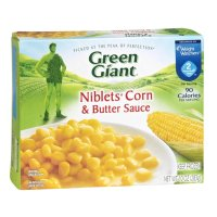 Green Giant Steamers Niblets Corn & Butter Sauce 10oz PKG product image
