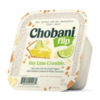 Chobani, Flip Key Lime Crumble Low-Fat Greek Yogurt, 5.3 oz product image