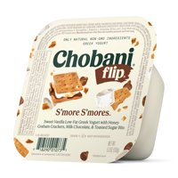 Chobani, Flip S'more S'mores Low Fat Greek Yogurt, 5.3 Oz. product image