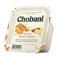 Chobani, Flip Perfect Peach Cobbler Low-Fat Greek Yogurt, 5.3 Oz. product image
