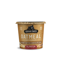 Kodiak Cakes Unleashed Oatmeal, Peanut Butter Chocolate Chip Instant Oatmeal, 2.12 Oz product image