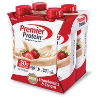 Premier Protein Strawberry Cream Shake - 11 fl oz/4ct product image
