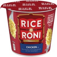 Rice-A-Roni Rice & Vermicelli Mix, Chicken, 1.97 oz Cup product image