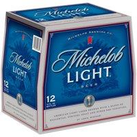 Michelob Light Beer, 12 Pack 12 fl. oz. Bottles product image