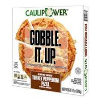 Caulipower Frozen Pizza Turkey Pepperoni - 12oz product image