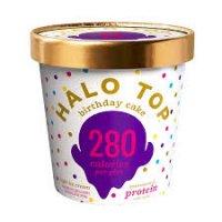 Halo Top Birthday Cake Ice Cream - 16oz product image