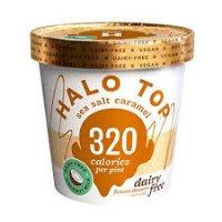Halo Top Sea Salt Caramel Ice Cream - 16oz product image
