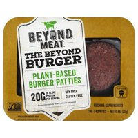 Beyond Meat Vegan Beast Beyond Burger Patties, 0.5 lb product image