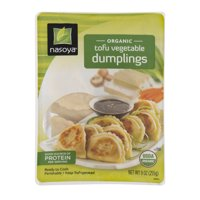 Nasoya Tofu Vegetable Dumplings, 9 oz product image