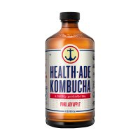 Health-Ade Pink Lady Apple Kombucha, 16 fl oz product image