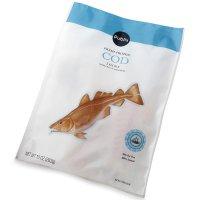 Store Brand Frozen Cod Loins 10oz PKG product image
