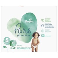 Pampers Pure Protection Diapers Size 5 44 Count product image
