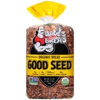 Daves Killer Bread Good Seed Organic Bread 27 oz. Bag product image