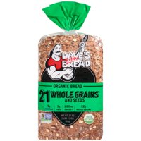 Dave's Killer Bread® 21 Whole Grains and Seeds Organic Bread 27 oz. Loaf product image