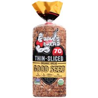 Dave's Killer Bread® Thin-Sliced Good Seed® Organic Bread 20.5oz product image