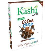Kashi by Kids Super Food Combos Organic Cocoa Crisp Cereal 10.8 oz product image