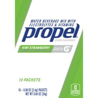 Propel Zero Kiwi Strawberry Drink Mix, 0.84 Oz., 10 Packet product image