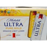 Michelob Ultra Pure Gold 12pk 12oz cans product image