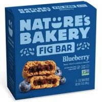 Nature's Bakery Blueberry Fig Bar - 6ct product image